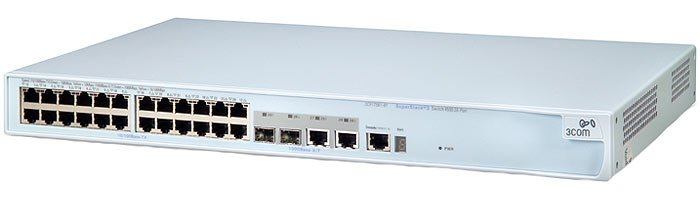 Коммутатор 3Com Switch 4500 26-Port