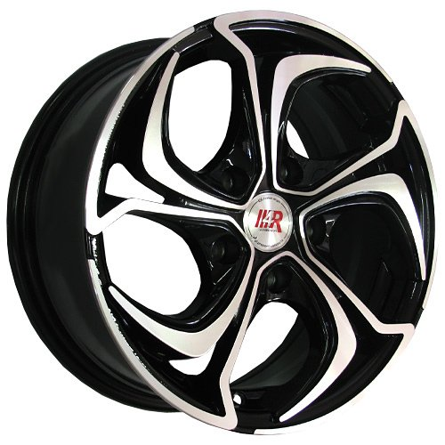 Литой диск 4 Racing JJ586 6,5x15 4x100 ET40 D73,1