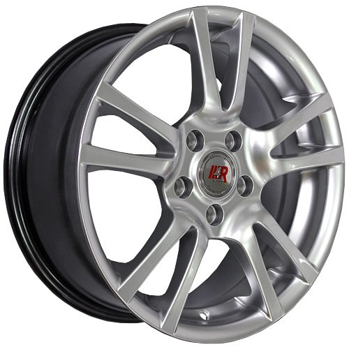 Литой диск 4 Racing XH753 7x16 5x108 ET47 D73,1
