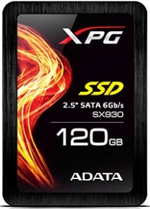 Жесткий диск SSD A-Data XPG SX930 (ASX930SS3-120GM-C) 120Gb