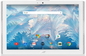 Планшет Acer Iconia One 10 B3-A42 16GB LTE White (NT.LETEE.001) фото