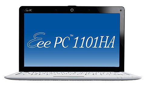 Ноутбук Asus Eee PC 1101HA-BLK034X