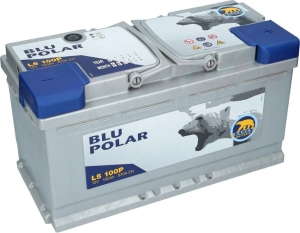 Аккумулятор Baren Polar Blu 7905633 (100Ah) icon