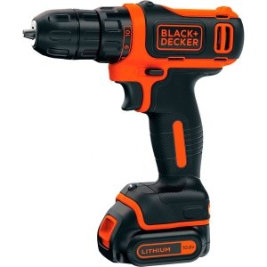 Шуруповерт Black&Decker BDCDD12B icon