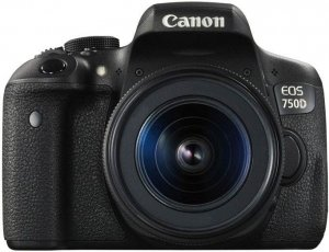 ����������� Canon EOS 750D Kit 18-55mm IS STM