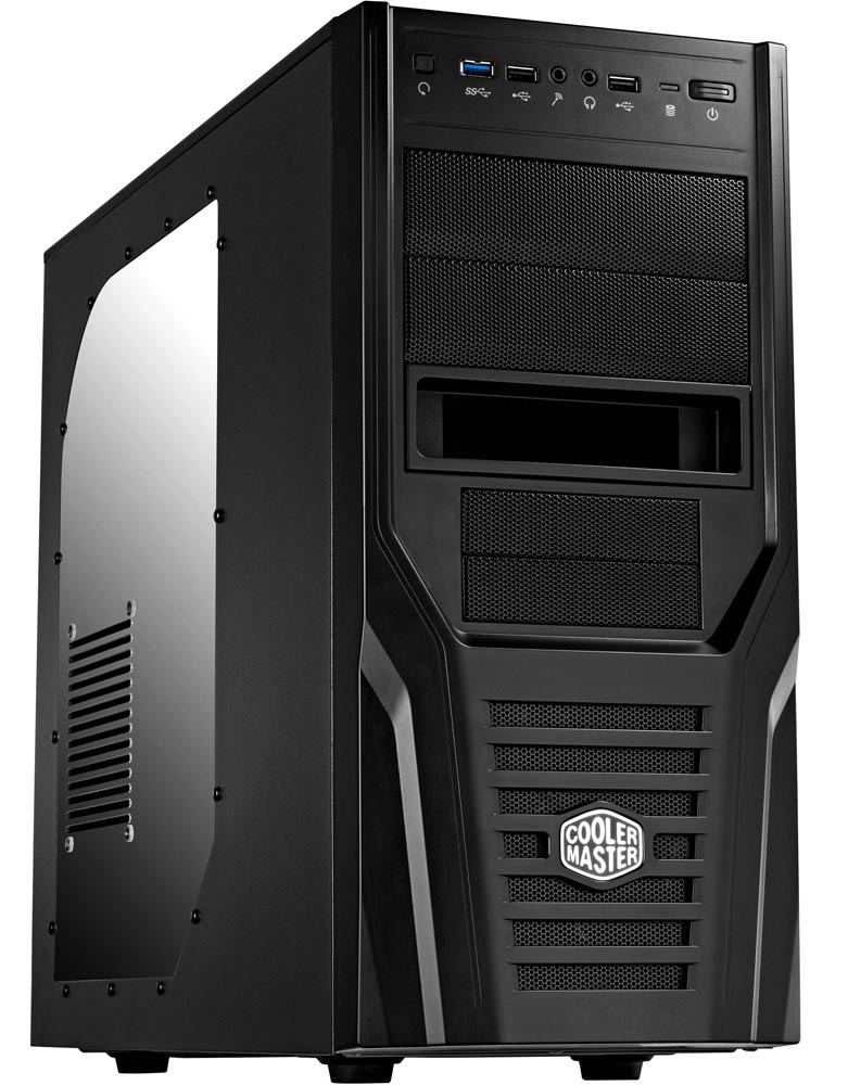 Корпус для компьютера Cooler Master Elite 431 (RC-431K-KWN1)