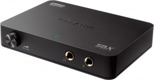 Звуковая карта Creative Sound Blaster X-Fi HD
