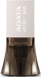 USB-флэш накопитель A-Data Choice UC330 8GB (AUC330-8G-RBK)
