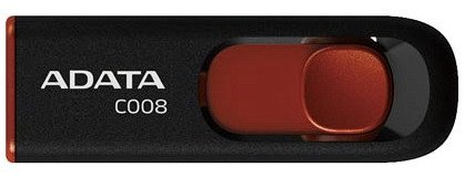 USB-флэш накопитель A-Data Classic C008 64Gb (AC008-64G-RKD)