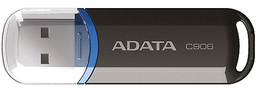 USB-флэш накопитель A-Data Classic C906 32Gb (AC906-32G-RBK)