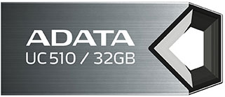 USB-флэш накопитель A-Data DashDrive Choice UC510 32GB (AUC510-32G-RTI)