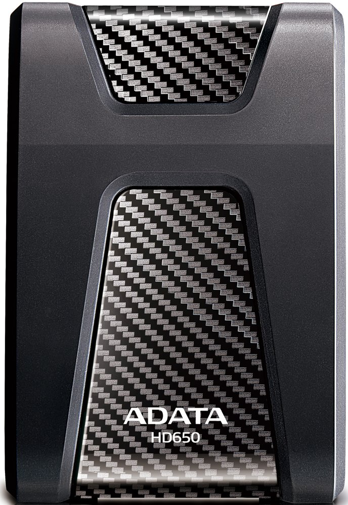 Внешний жесткий диск A-Data DashDrive Durable HD650 (AHD650-1TU3-CBK) 1000 Gb