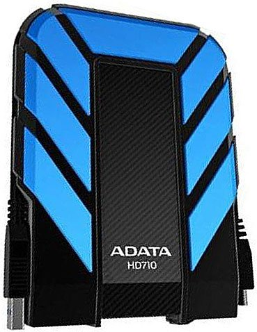 Внешний жесткий диск A-Data DashDrive Durable (HD710 AHD710-1TU3-CBL) 1000 Gb фото