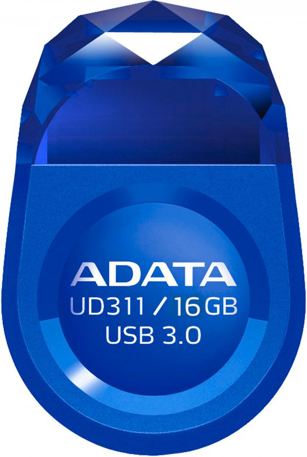 USB-флэш накопитель A-Data DashDrive Durable UD311 16GB (AUD311-16G-RBL)