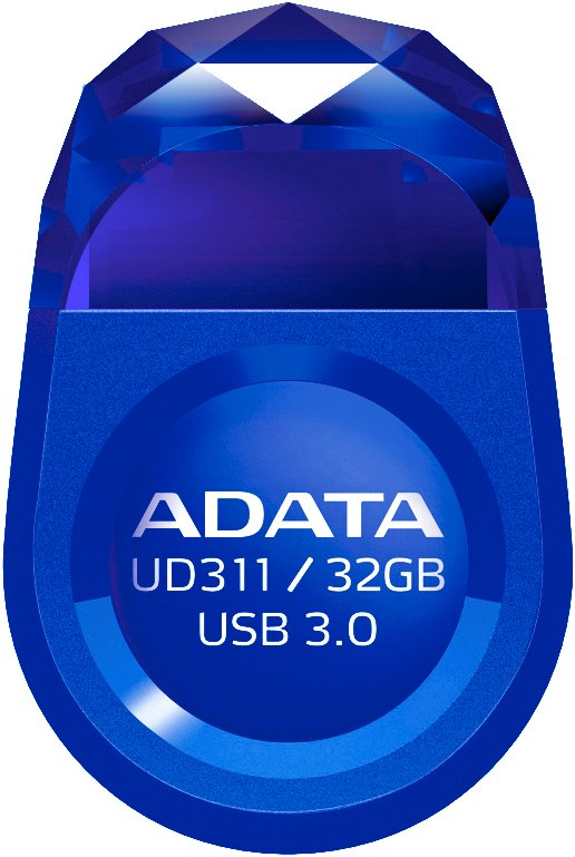 USB-флэш накопитель A-Data DashDrive Durable UD311 32GB (AUD311-32G-RBL)