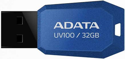 USB-флэш накопитель A-Data DashDrive UV100 32GB (UV100-32G-RBL)