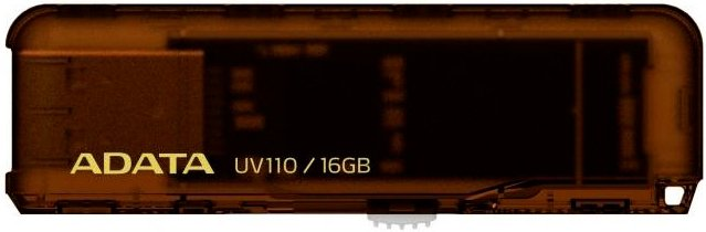 USB-флэш накопитель A-Data DashDrive UV110 16Gb (AUV110-16G-RBR) фото