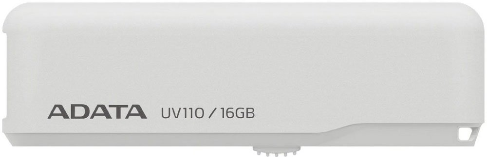 USB-флэш накопитель A-Data DashDrive UV110 16GB (AUV110-16G-RWH)