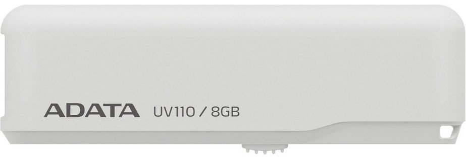 USB-флэш накопитель A-Data DashDrive UV110 8GB (AUV110-8G-RWH)