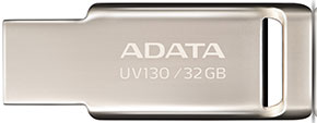 USB-флэш накопитель A-Data DashDrive UV130 32GB (AUV130-32G-RGD)