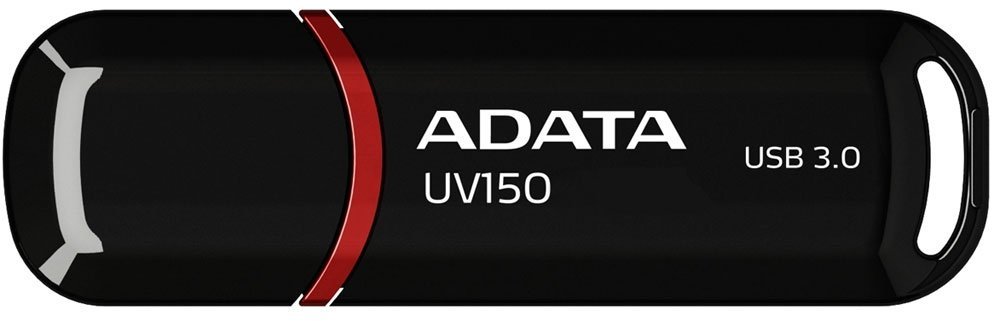 USB-флэш накопитель A-Data DashDrive UV150 16GB (AUV150-16G-RBK) фото