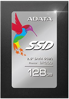 Жесткий диск SSD A-Data Premier Pro SP600 (ASP600S3-128GM-C) 128 Gb фото
