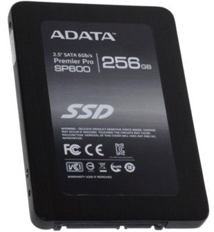 Жесткий диск SSD A-Data Premier Pro SP600 (ASP600S3-256GM-C) 128 Gb