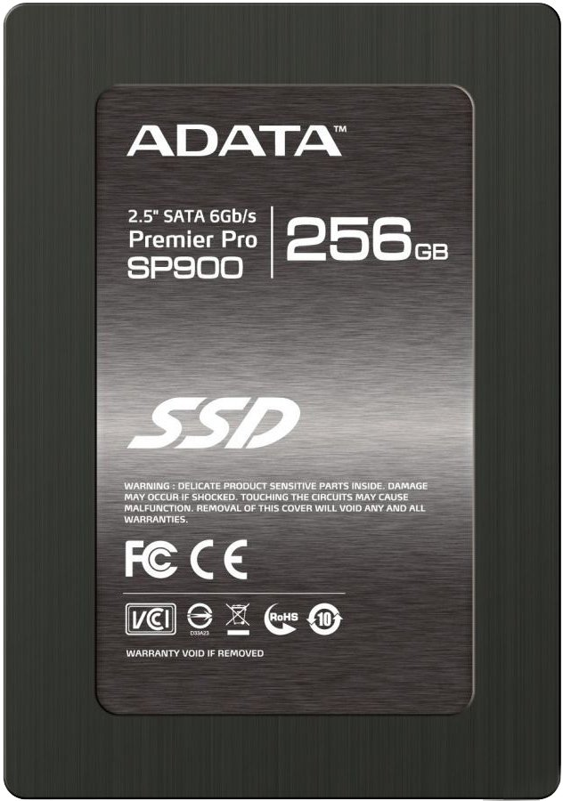 Жесткий диск SSD A-Data Premier Pro SP900 (ASP900S3-256GM-C) 256 Gb