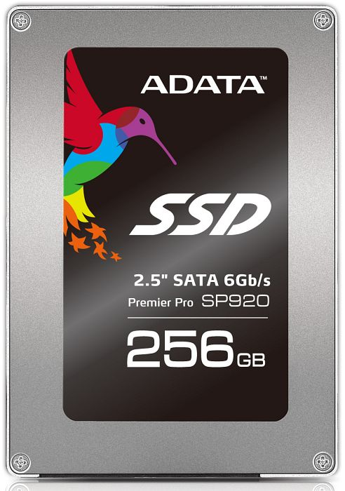 Жесткий диск SSD A-Data Premier Pro SP920 (ASP920SS3-256GM-C) 256 Gb