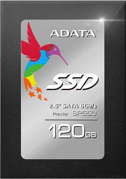 Жесткий диск SSD A-Data Premier SP550 (ASP550SS3-120GM-C) 120Gb фото