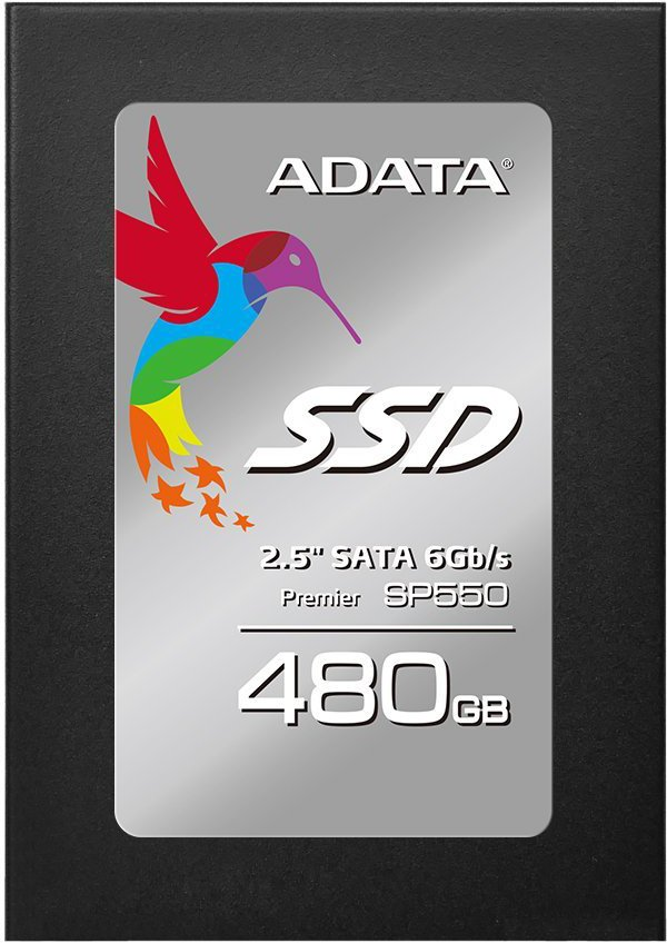Жесткий диск A-Data Premier SP550 (ASP550SS3-480GM-C) 480 Gb