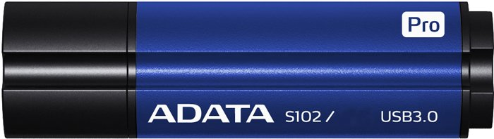 USB-флэш накопитель A-Data S102 Pro 16GB (AS102P-16G-RBL) фото