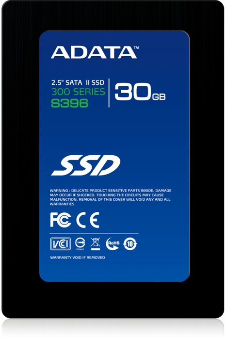 Жесткий диск A-Data S396 AS396S-30GM-C 30 Gb