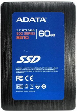 Жесткий диск A-Data S510 AS510S3-60GM-C 60 Gb