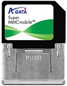 ����� ������ A-Data Super MMCmobile 1GB