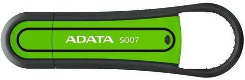 USB-флэш накопитель A-Data Superior S007 4GB (AS007-4G-RGN)