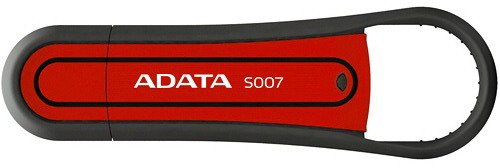 USB-флэш накопитель A-Data Superior S007 4GB (AS007-4G-RRD)