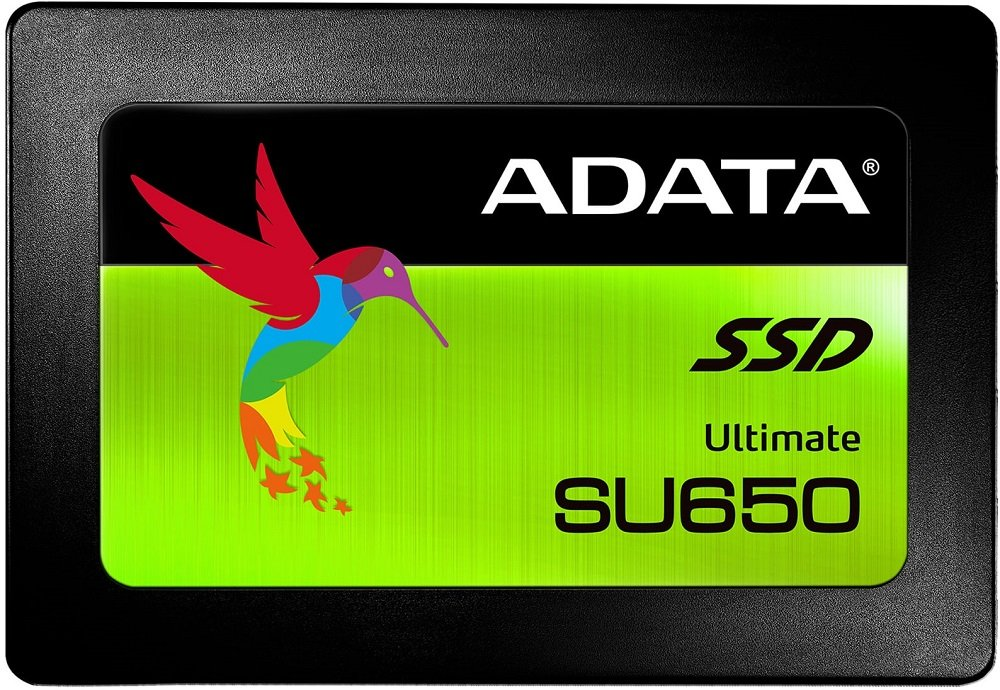 Жесткий диск SSD A-Data Ultimate SU650 (ASU650SS-60GT-C) 60GB фото