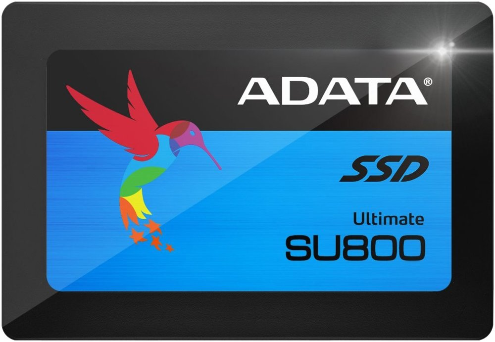 Жесткий диск SSD A-Data Ultimate SU800 (ASU800SS-512GT-C) 512GB фото