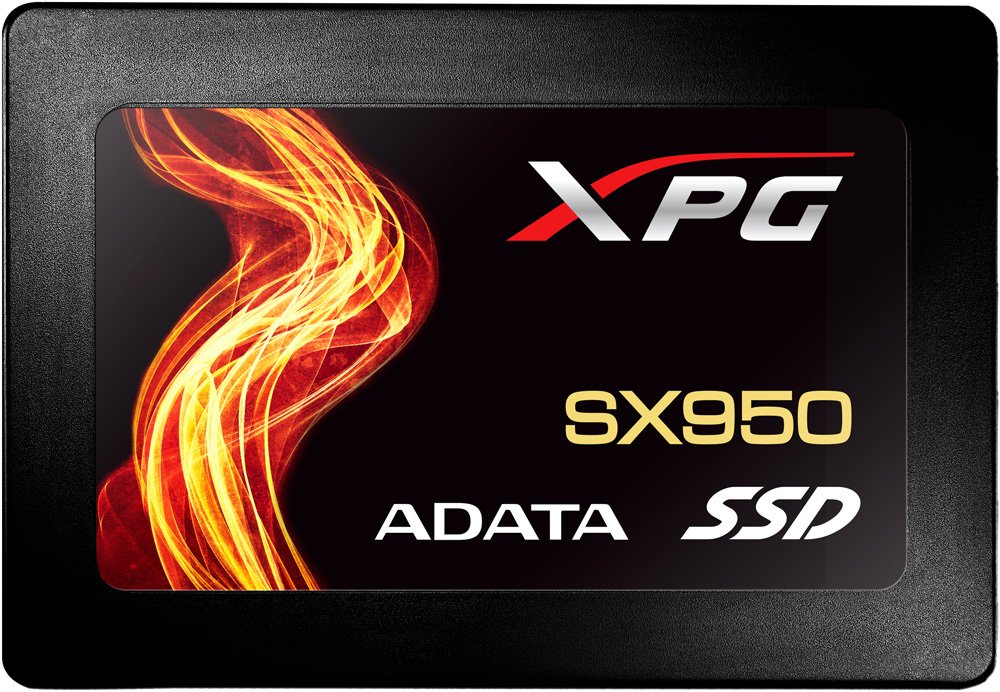 Жесткий диск SSD A-Data XPG SX950 (ASX950SS-480GM-C) 480Gb фото