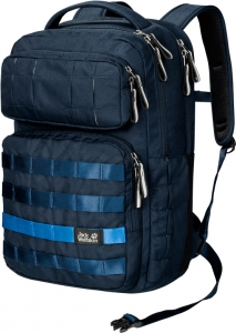 Рюкзак школьный Jack Wolfskin Trt School Pack night blue icon