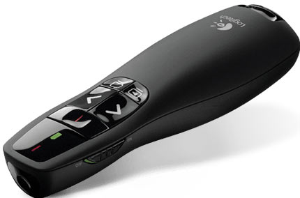 Пульт Logitech Wireless Presenter R400