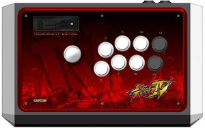 Джойстик Mad Catz Street Fighter IV Arcade FightStick Tournament Edition for PS3