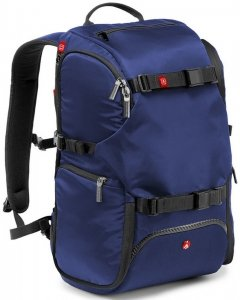 Рюкзак для фотоаппарата Manfrotto Advanced Travel Backpack Blue (MB MA-TRV-BU) фото