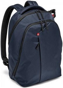 Рюкзак для фотоаппарата Manfrotto NX Backpack Blue (MB NX-BP-IBU)