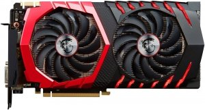 Видеокарта MSI GTX 1070 GAMING X 8G GeForce GTX 1070 8Gb GDDR5 256bit