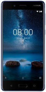 Nokia 8 Dual SIM Polished Blue фото