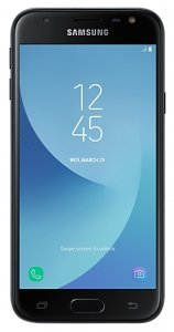 Samsung Galaxy J3 (2017) Black (SM-J330F/DS) фото