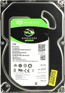 Жесткий диск Seagate Barracuda (ST1000DM010) 1000Gb фото