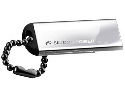USB-флэш накопитель Silicon Power Touch 830 8Gb SP008GBUF2830V1S